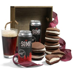 Gift For Father's Day - Whoopie Pie and Beer