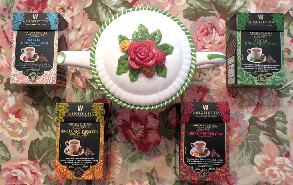 Enjoy Artisan Spiced Chai Tea with Wizzotzky Tea Company - Tea Varieties