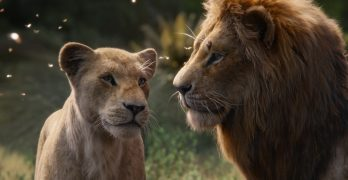 The Lion King - Nala and Simba