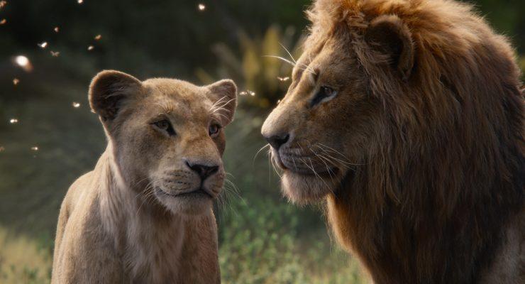The Lion King - Nala and Simba