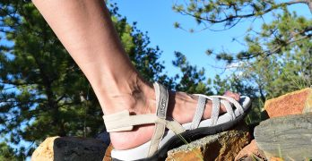 Webbing and Strap of Viakix Samara Outdoor Sandal