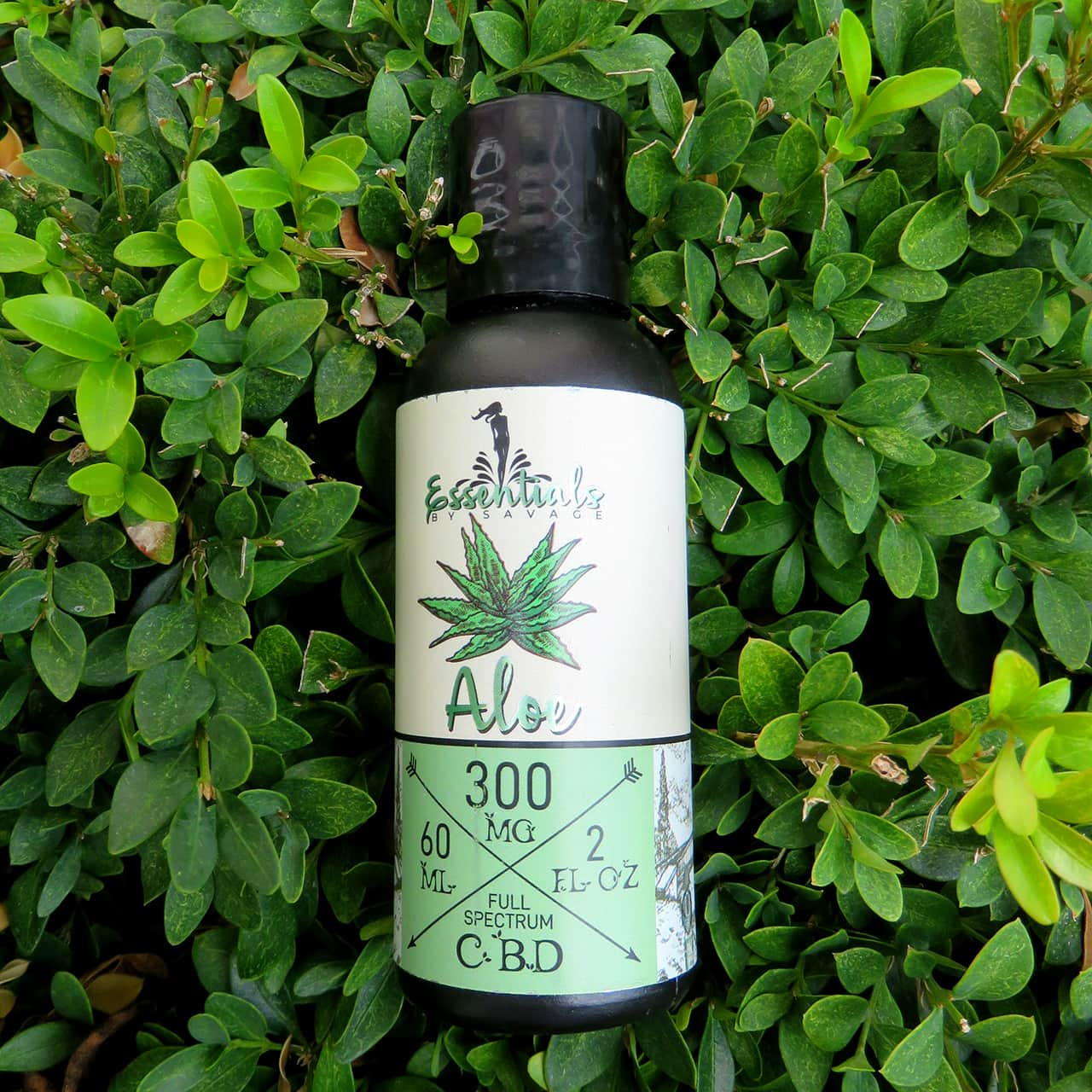 Essentials by Savage CBD Aloe