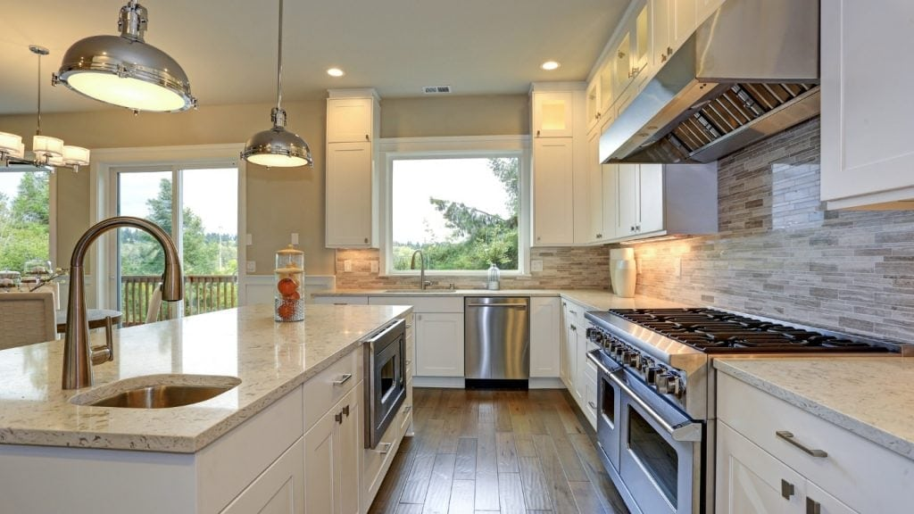 How a Natural Stone Countertop Can Transform Your Kitchen