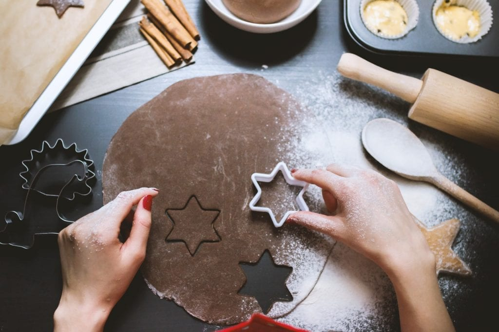 Indoor Hobby Idea - Baking