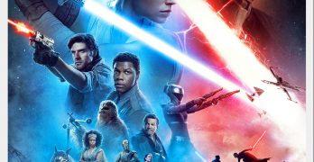 Disney's Star Wars: The Rise of Skywalker Movie Poster