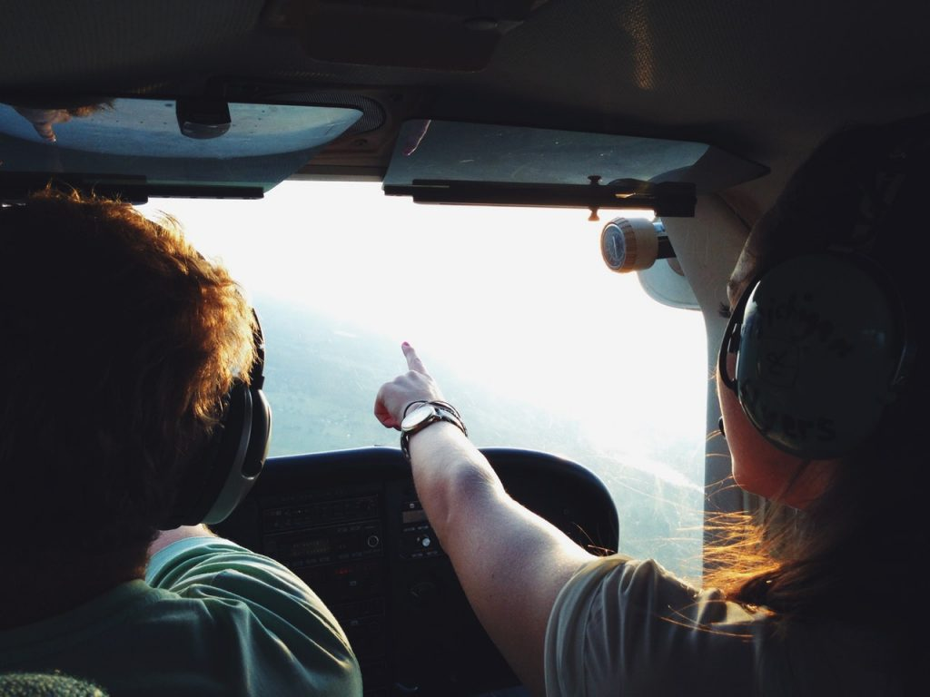 Bucket List Adventures - Become a Pilot