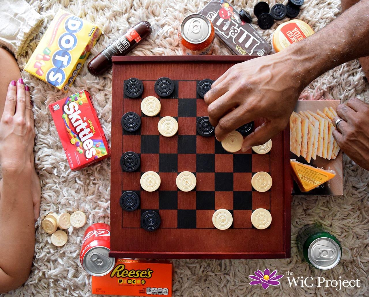 GourmetGiftBasket.com Soda & Candy Game Crate